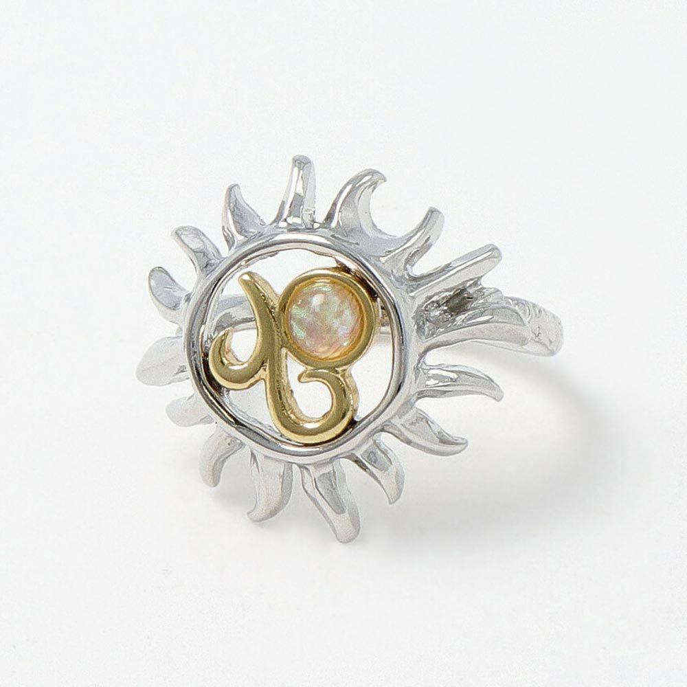 リング ニッケルフリー マナハワイ 太陽 サン 13号 指輪